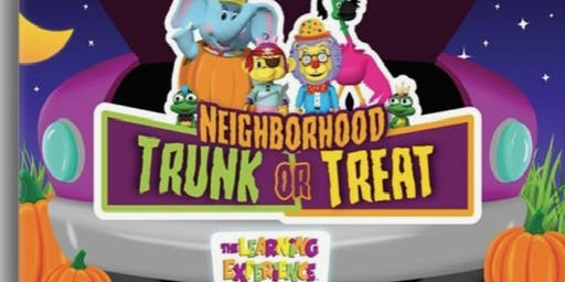 Trunk or Treat Fall Festival
