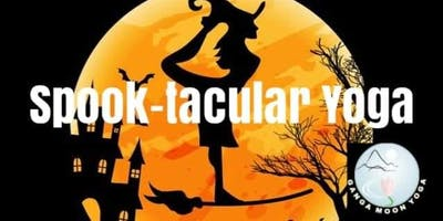 Whole Foods Spooktacular Rooftop Yoga Flow