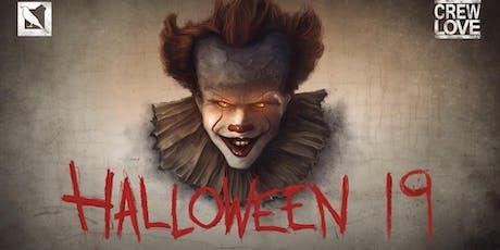 CrewLove pres. Halloween 2019 | Siegen Tickets