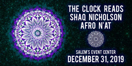 New Years Eve with The Clock Reads, Shaq Nicholson and Afro N'At tickets