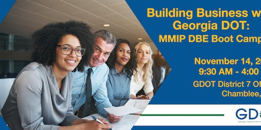 Building Business with Georgia DOT