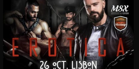 EROTICA - The Leather Hotel ingressos