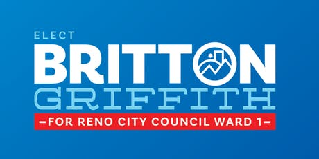 Join Hillary Schieve for a campaign kickoff to support Britton Griffith tickets