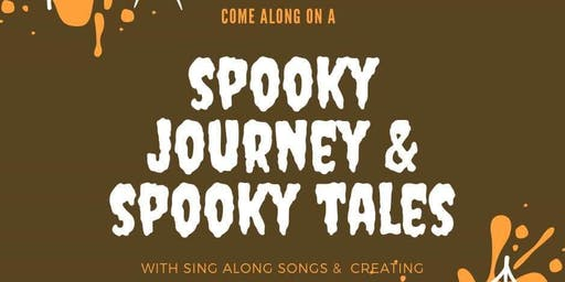 Halloween Spooky Storytellling & Sing Alongs