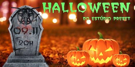 Halloween Party :09/11: Estúdio Preset ingressos