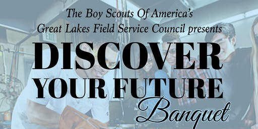 Discover Your Future Banquet