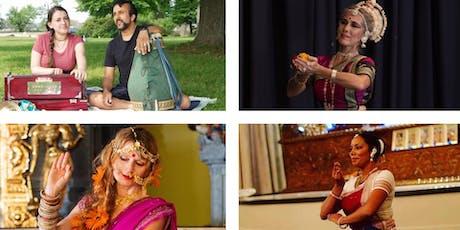 Journey to Mystical India - An Evening of Dance, Kirtan & Stories tickets