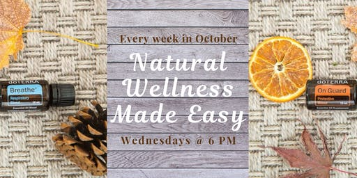 Natural Wellness Made Easy