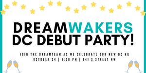 DreamWaking 5 Years Strong: Because kids can't BE what...