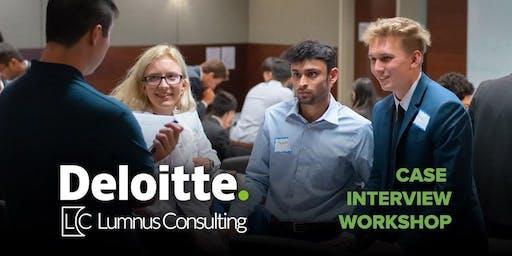 Deloitte - Lumnus Case Study Workshop