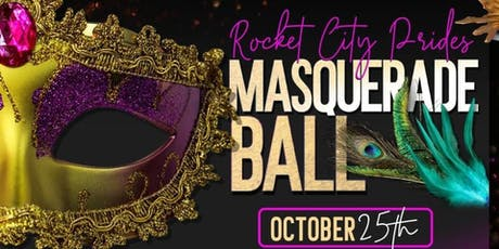 Rocket City Pride's Masquerade Ball tickets