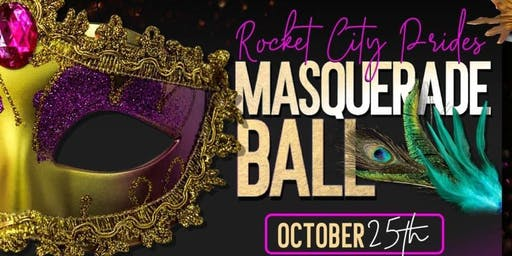Rocket City Pride's Masquerade Ball