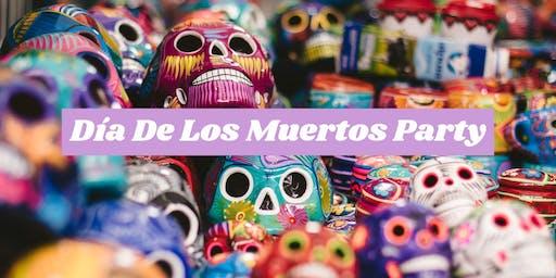 Día De Los Muertos LGBT+ Youth Party