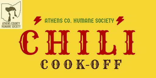 Athens County Humane Society Chili Cook-off