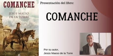 Presentación del Libro: Comanche entradas