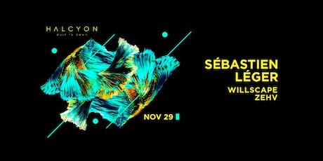Sebastien Leger tickets