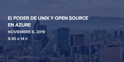 El PODER DE UNIX Y OPEN SOURCE EN AZURE