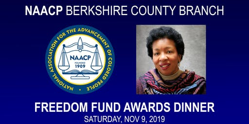 Freedom Fund Awards Dinner - NAACP Berkshire County Branch