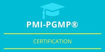 PgMP Classroom Training in Sacramento, CA