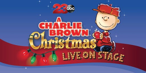 A Charlie Brown Christmas Live On Stage