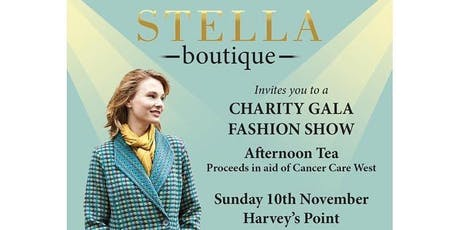 Charity Gala Fashion Show tickets