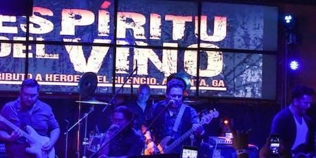 El Espíritu Del Vino / Along Time Ago Go tickets