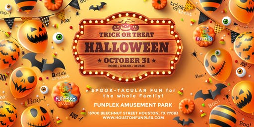 Trick-or Treat  and Discover the SPOOK-TACULAR FUN for the whole Family!
