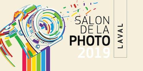 Salon de la Photo 2019 | Laval billets