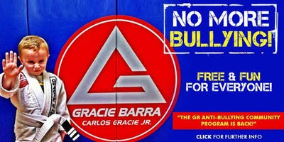 Gracie Barra North Princeton Anti-Bullying Seminar
