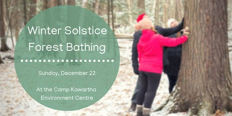 Winter Solstice Forest Bathing tickets