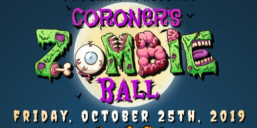 The Coroner's Zombie Ball w/ Horizon Line and Beau Thomas Band