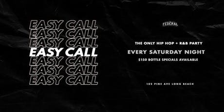 EASY CALL!! OCTOBER EDITION!! tickets