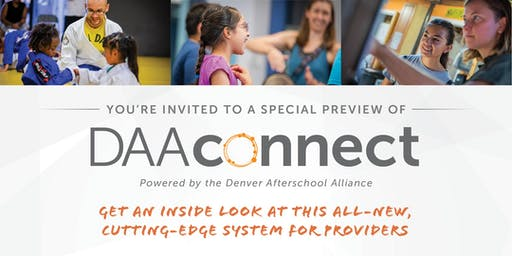 DAAconnect Open House