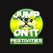 Jump On It Festivities logo