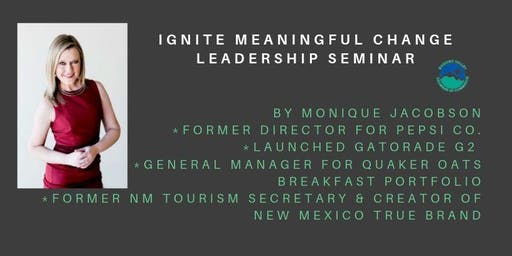 Leadership Seminar by Monique Jacobson