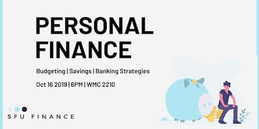 SFU Finance Club Workshop: Personal Finance