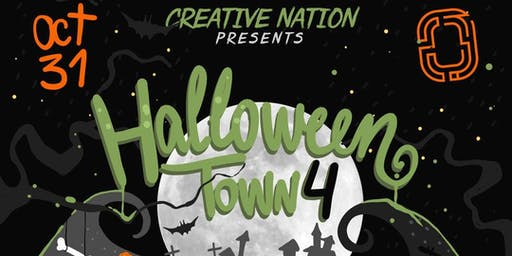 Creative Nation presents Halloween Town 4
