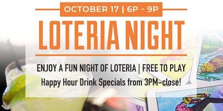 Loteria Night @ Mercado369! tickets