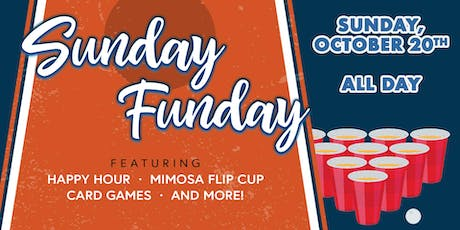 Sunday Funday - Games, Drinks, Fun! tickets