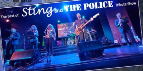 The Best of STING and THE POLICE Tribute Show- by Toast in The Machine tickets