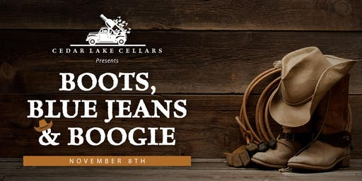Boots, Blue Jeans & Boogie