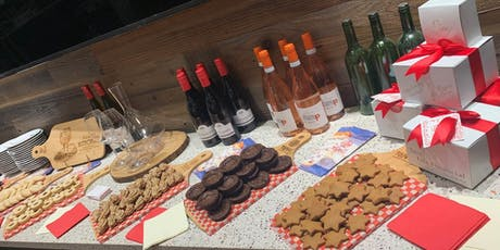 Paired Up: Wine & Täfeli Cookies (Wine and Beyond St.Albert) tickets