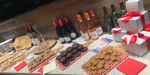 Paired Up: Wine & Täfeli Cookies (Wine and Beyond St.Albert)