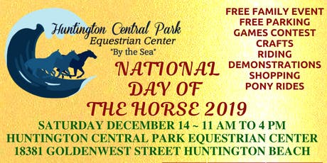 National Day of the Horse tickets