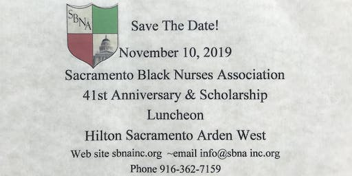 41st Anniversary and Scholarship Luncheon