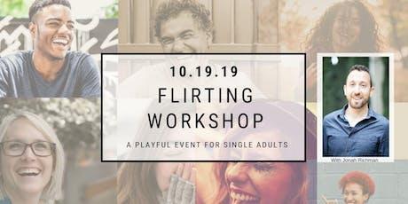 Flirting Workshop tickets