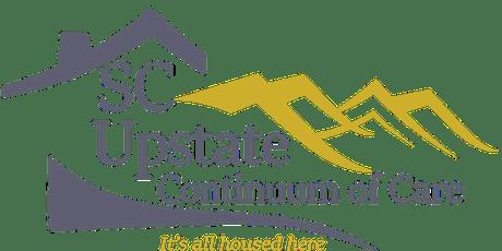 Upstate Continuum of Care Essential Skills Training tickets