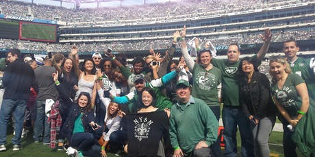 Group Trip to Jets Football Game VS Raiders w/ All Inclusive Tailgate Party tickets