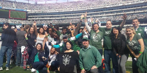 Group Trip to Jets Football Game VS Raiders w/ All Inclusive Tailgate Party