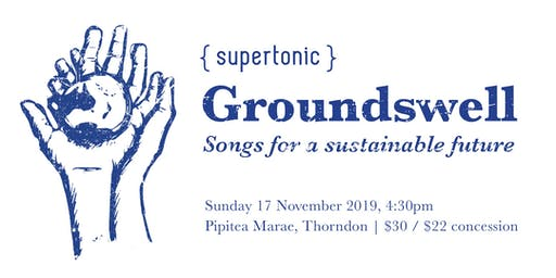 Groundswell: Songs for a Sustainable Future